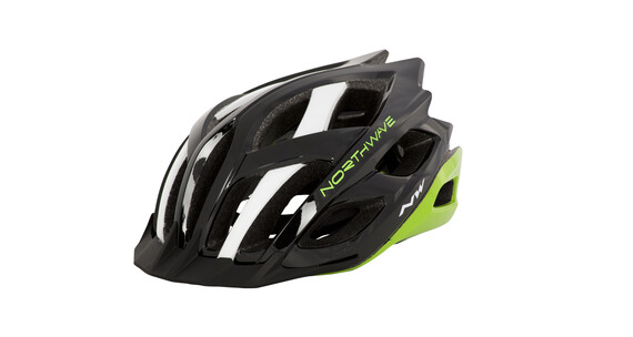 Northwave Storm Helm black-green-white